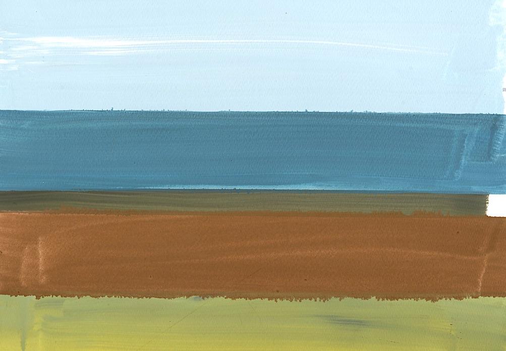 Miki Okamura Landscape Series No. L08-18