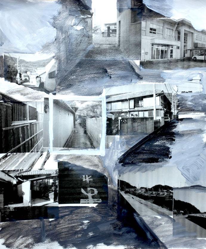 Miki Okamura Landscape Series No. S10-17