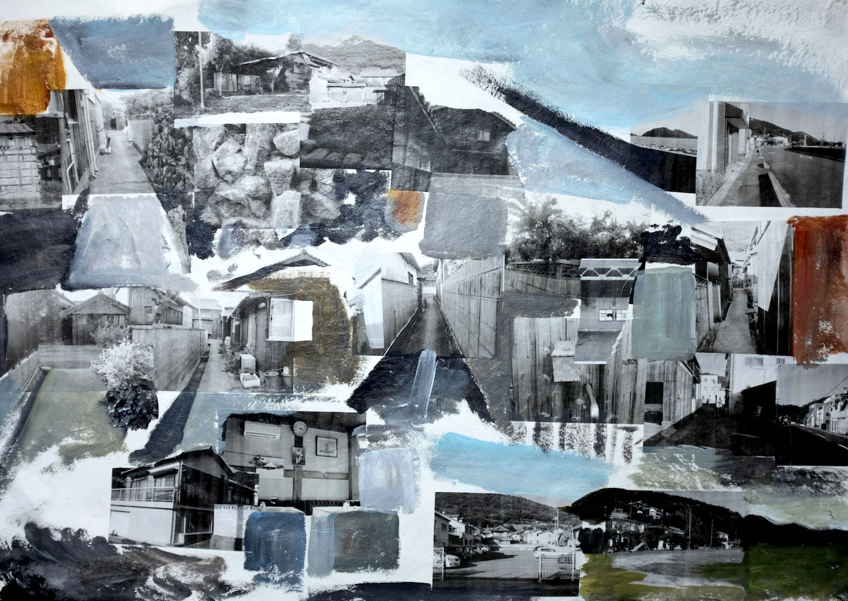Miki Okamura Landscape Series No. S11-17