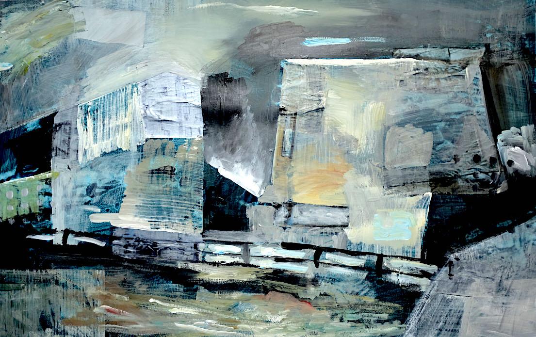 Miki Okamura Landscape Series No. S13-17