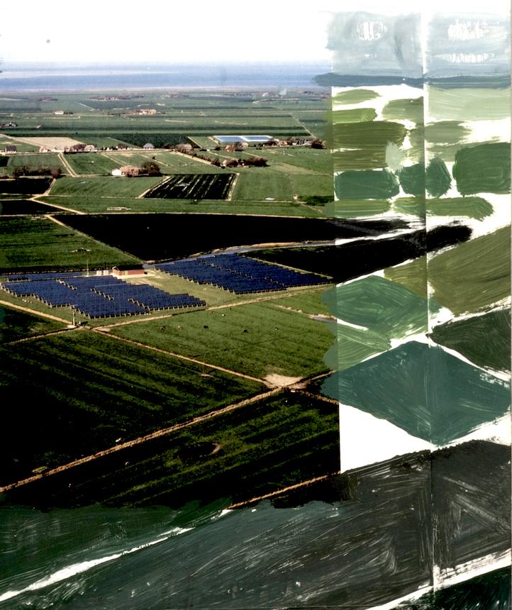 Miki Okamura Landscape Series No. V01-17