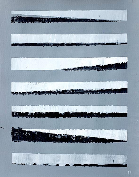 Miki Okamura Landscape Series No. B07-18