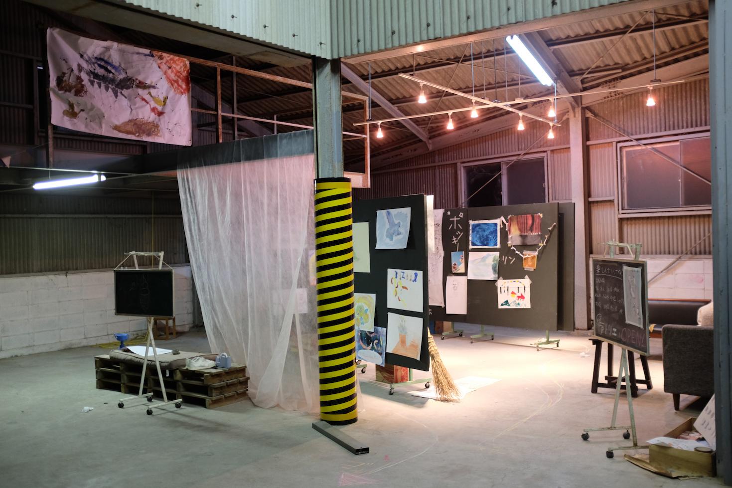 Ausstellungs Workshop 12