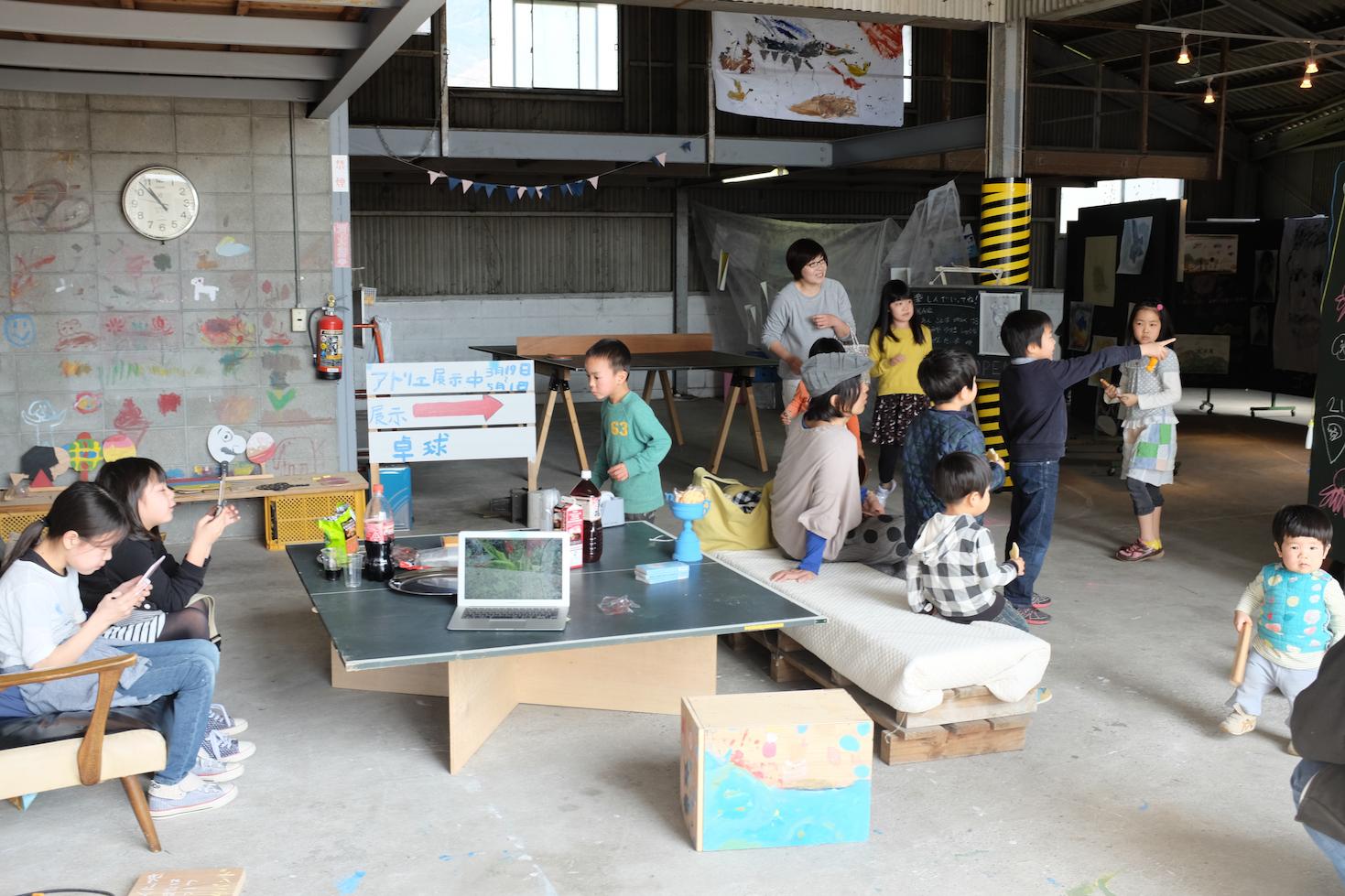 Ausstellungs Workshop 14