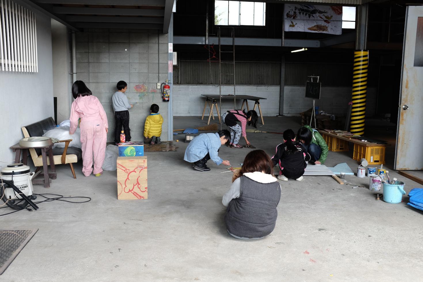 Ausstellungs Workshop 8