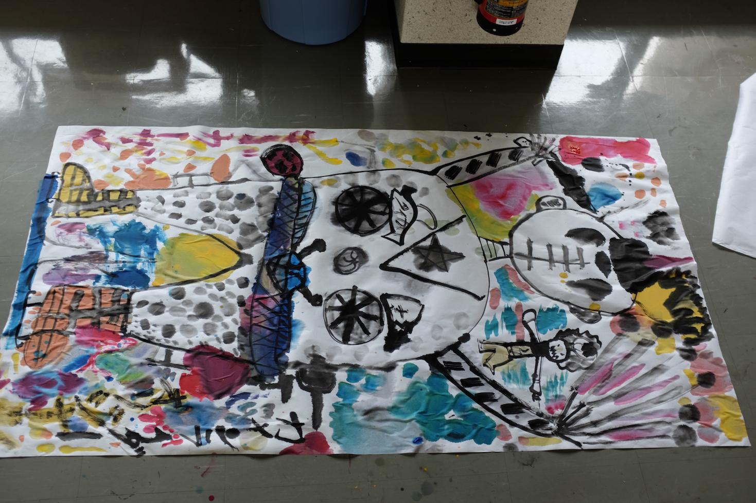 Kunst für Kinder