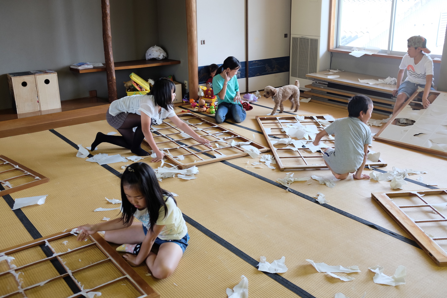 Shoji Workshop 5